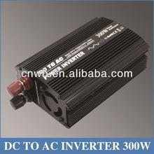 Professional 300w 24v mini car power inverter