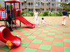 Playground Rubber Tile OR-01C