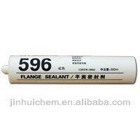 596 Silicone flange sealant , High temperature resistance RTV silicone sealant, 3M Loctite 596 quality