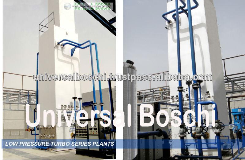 Cryogenic Air Separation Plants 500 Nm3/hr Oxygen/Nitrogen Production Plant