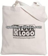 fast delivery cotton canvas travel bag