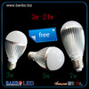 aluminum 3w-24w led 12w bulb led light bulbs canada