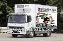 HIGH-LEVEL 5D 6D 7D 9D cinema equipment,Truck Mobile 5D 6D 7D cinema,Hot Sell 5D 6D 7D Theater of XINDY brand