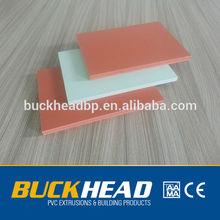 Construction high density pvc foam sheet
