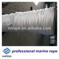 8- línea de cuerda de nylon trenzado