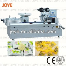 Lollipop Packing Machine/Candy Bar Wrapping Machine/ Horizontal Packing Machine JY-1200/DXD-1200 For Sale