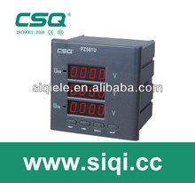 single phase three phase multifunction digital energy meter
