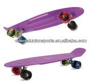27 inch plastic Cruiser Skateboard