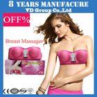 electric vibrating breast massager breast enhancement massage bra breast enlargement device