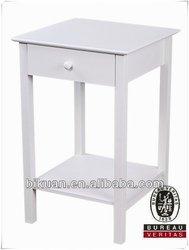 Top quality hot sale white painting veneer bedroom furniture