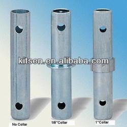 Scaffolding coupling pin