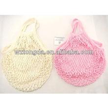 Cotton Mesh Net Shopping Bag
