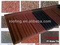 Telha de telhado- baixo custo de telhas