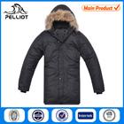 Factory Direct Fashion Nylon Waterproof Long Women Winter Coat