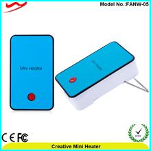 New mini portable heaters/Mini heater FANW-05With FCC/ROSH/CE