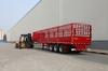Manufacturer SNTO fence cargo trailer,vehicle trailers,trailer truck