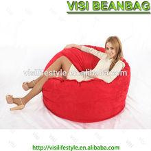 4FT medium round memory foam beanbag chair