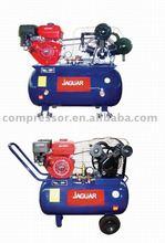 Gasoline drive air compressor