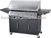 BBQ Gas weber grill
