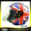 Cheap Cool DOTblack bmx motorcycle open face helmet 810