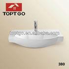 Latest Shampoo Sink Hair Wash Basin for Bathroom 380