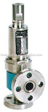 PN320 High pressure Safety valve /pressure Relief Valve for corrosive gas