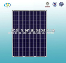 200W Solar Panel with polycrystalline silicon cells and alumimum frame and junction box,best quality with CE,ROHS,TUV certificat