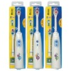 Rotating electric toothbrush with replaced head,ISO9001,CE,ROHS approved