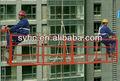 la construcción de equipo de limpieza