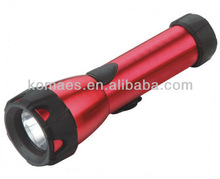3W high power rechargeable led emergency flashlight