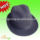 Hot Sale Popular Plaid Led Fedora Hat With Cheap Price