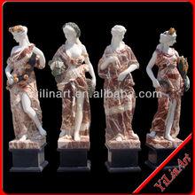 Marble Sculpture, Stone Statue,Marble 4 Season God (YL-R093)