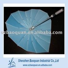 Unique heart shape umbrella/love umbrella