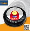 Hot sale Mini Air Compressor 12v with Digital Gauge