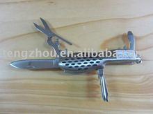 Stainless steel Multifunction knife