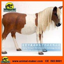 Playground Equipment Super Market Animatronic Animals horse