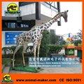 Bebé del patio trasero de juegos infantiles juguetes de los animales de la jirafa