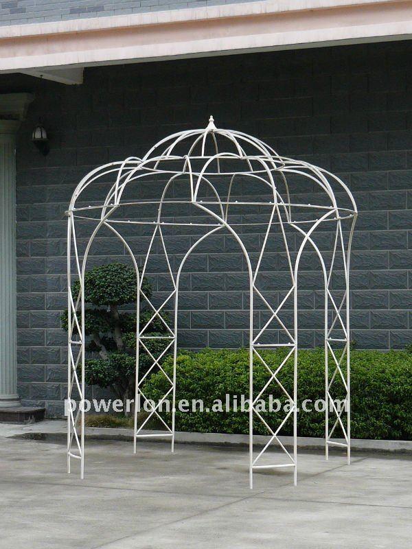 2011 new metal garden arbour buy gate garden gate arch gate product on - Prieel ijzer ...