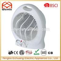Hot sale CE electric fan room heater heater
