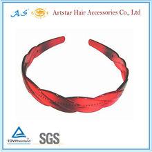 Girls plain headbands to decorate 4037