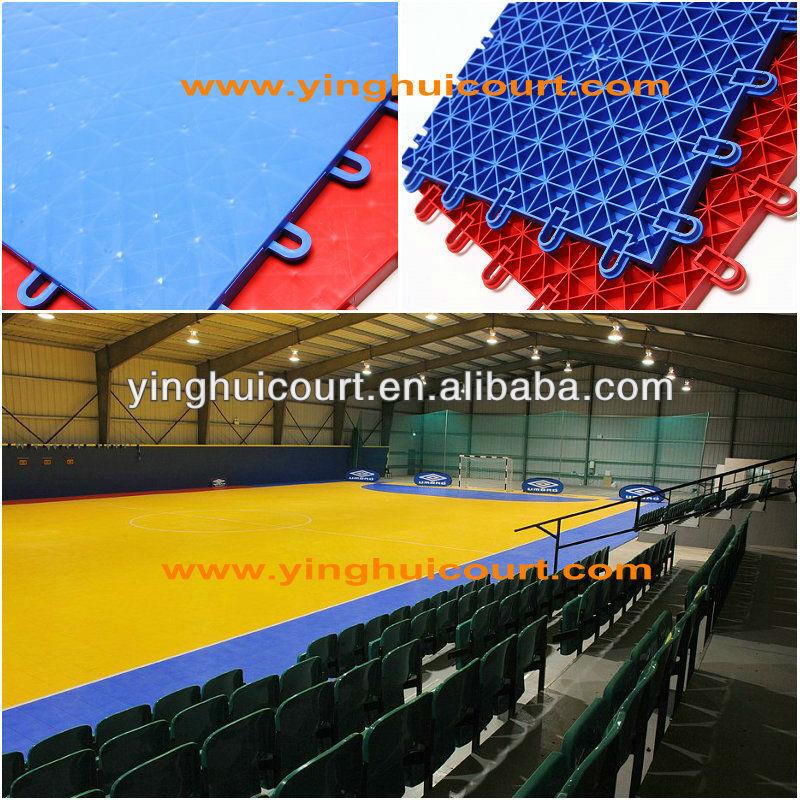 PP Indoor Futsal Plastic Flooring I-02