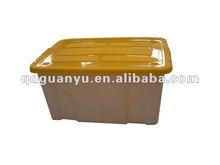Custom plastic storage box, custom color