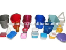 Manufacturers of custom plastic products