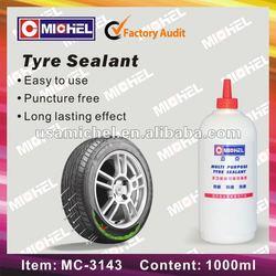 Michel 1000ml Liquid Tire Sealant, Tire Puncture Sealant