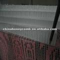 polipropileno núcleo de nido de abeja panel compuesto de plástico de muebles o la construcción de material de relleno