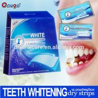 Crest 3D White Professional Teeth Whitening Strips Bleaching Whitener