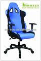 Confortável corrida azul cadeira dxracer esporte cadeira cadeira de carro jogos chairos-- 7206b