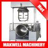cosmetic vacuum emulsifying mixer machine homogenizer emulsifier machine for lab emulsifying machine and industry