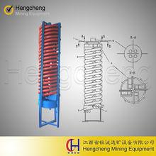 Ore Beneficiation Machinery Spiral Separator Mining