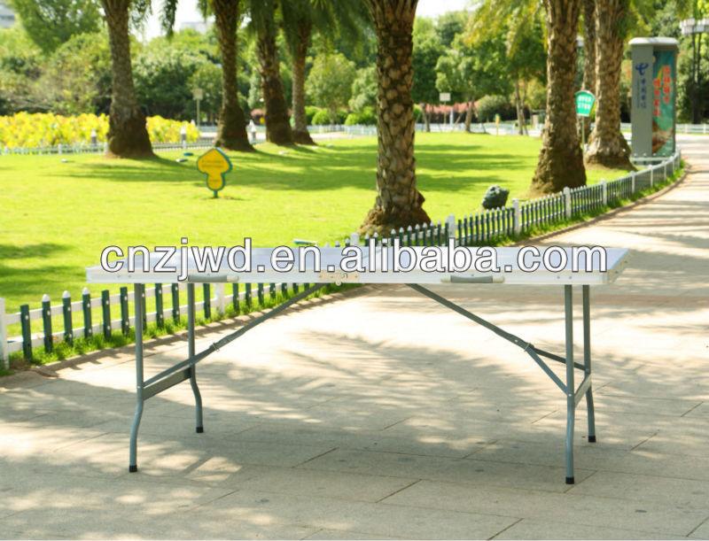 6ft Aluminum Folding Table